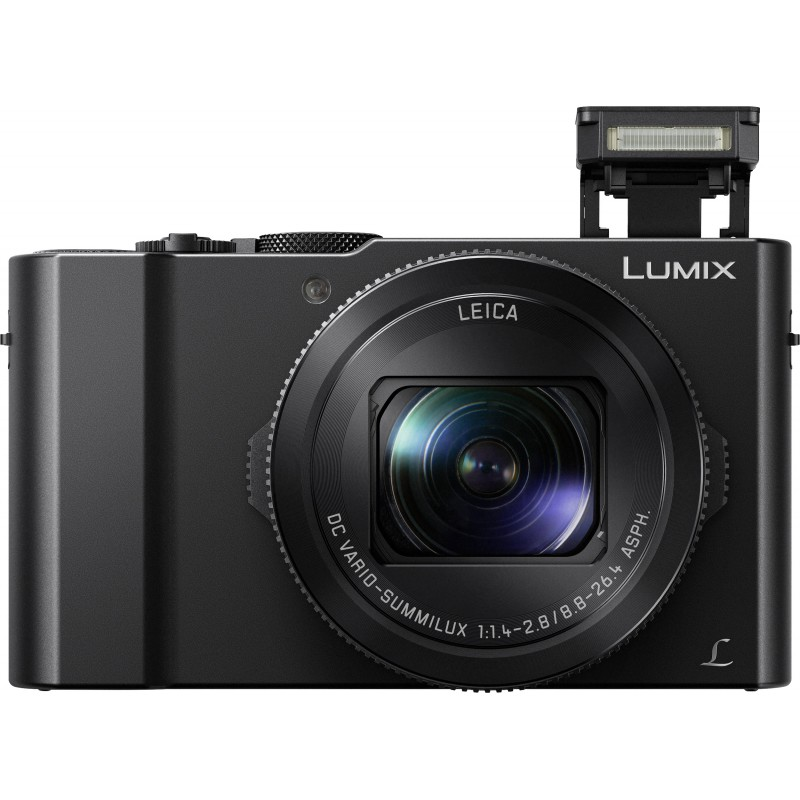 Panasonic Lumix DMC-LX15, black