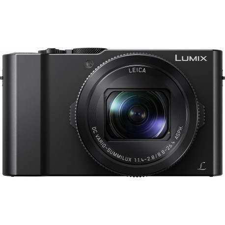 Panasonic Lumix DMC-LX15, black