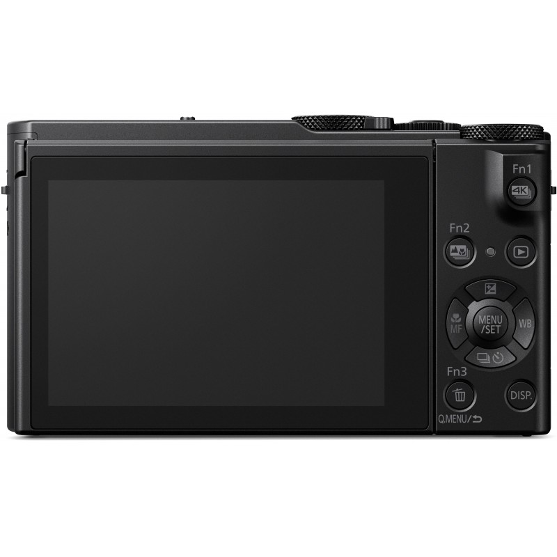049151108c3 Panasonic Lumix DMC-LX15, must - Kompaktkaamerad - Photopoint