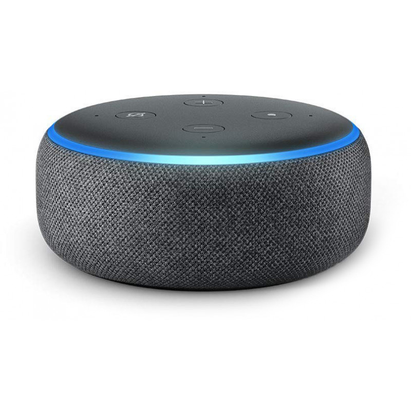 Amazon Echo Dot 3, charcoal