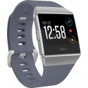 Fitbit Ionic, blue gray/white