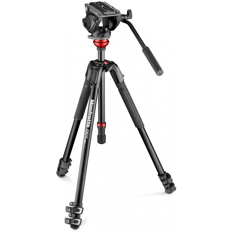 Manfrotto statiivikomplekt MVK500190XV Alu Video Kit