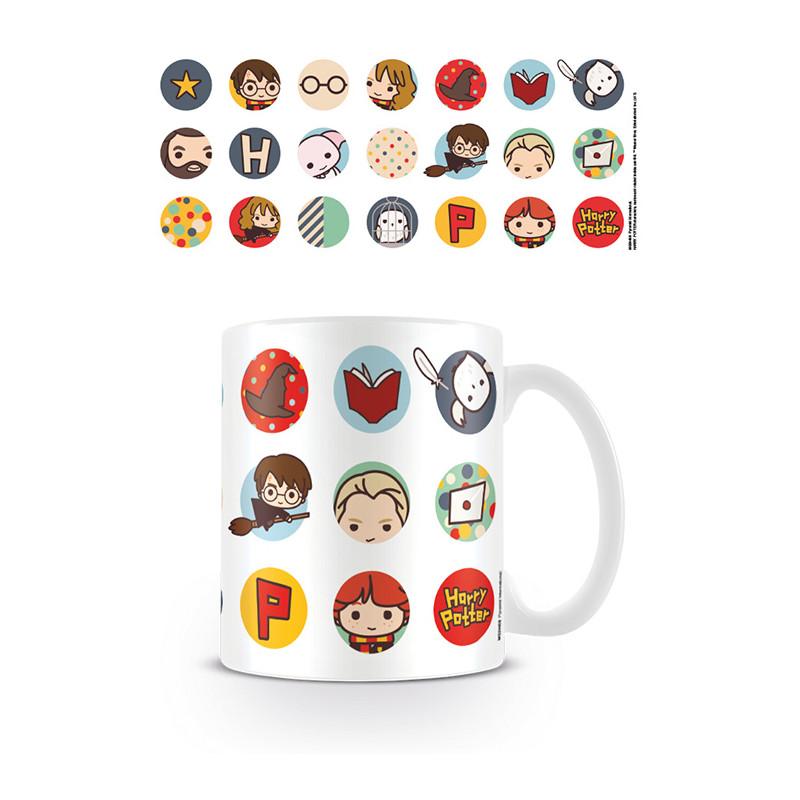 Harry Potter Kawaii Circles Ceramic Mug Cups Amp Mugs