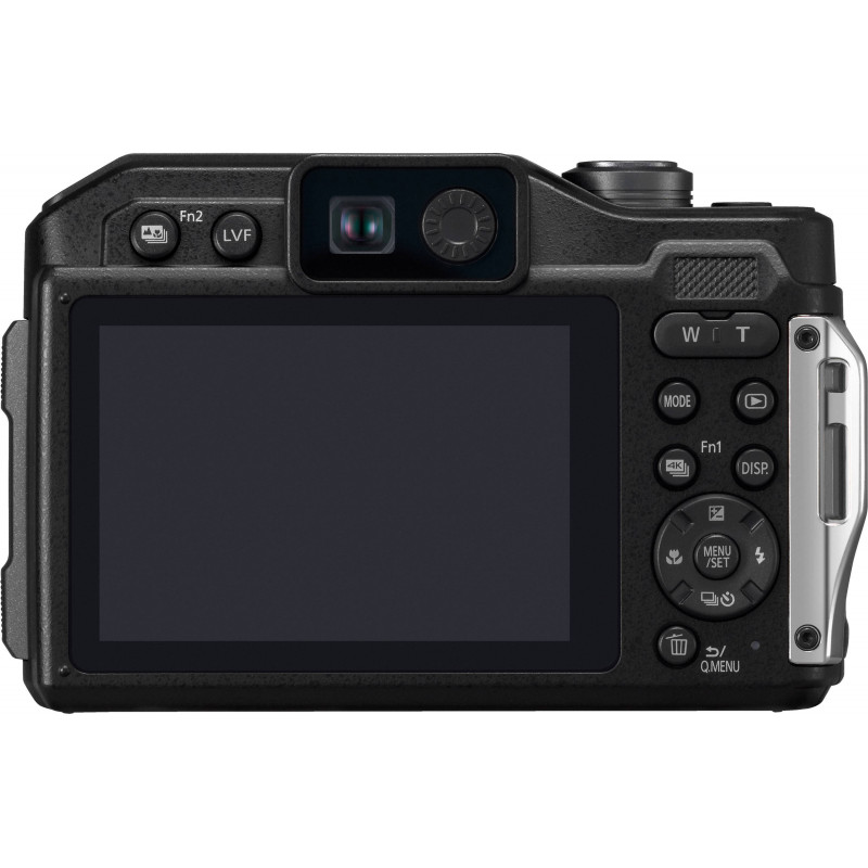 Panasonic Lumix DC-FT7, синий