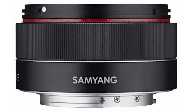 Объектив Samyang AF 35мм f/2.8 для Sony