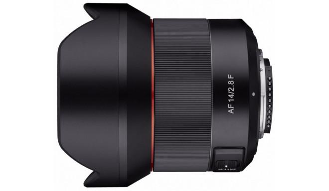 Samyang AF 14mm f/2.8 objektiiv Nikonile