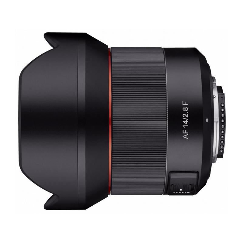 Объектив Samyang AF 14мм f/2.8 для Nikon
