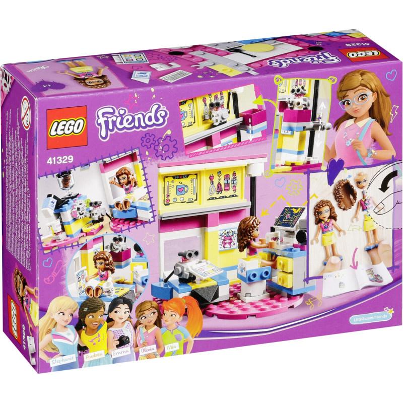 Lego Friends Olivias Deluxe Bedroom 41329 Lego Photopoint