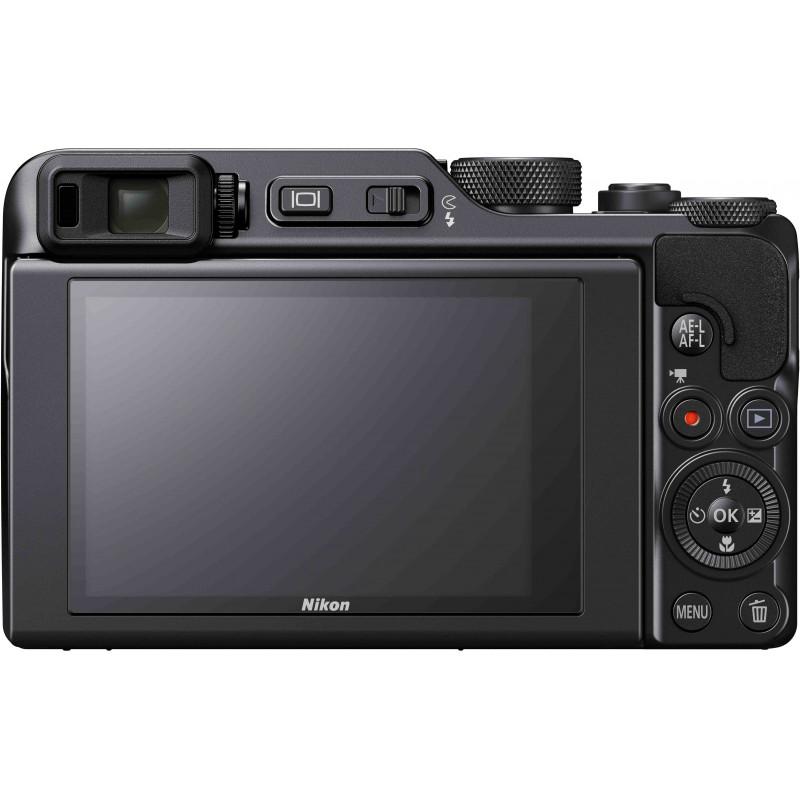 Nikon Coolpix A1000, black