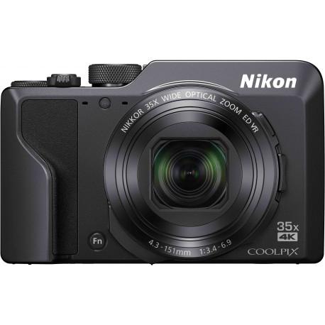 Nikon Coolpix A1000, черный