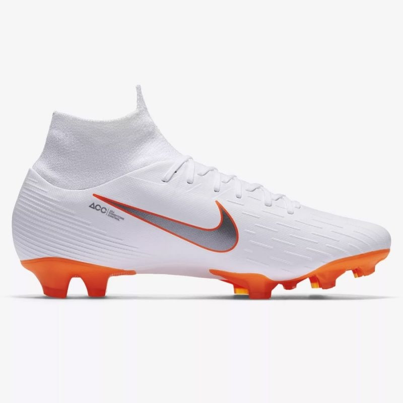 sports shoes 26fa3 ec249 Men's football shoes Nike Mercurial Superfly 6 PRO FG M AH7368-107 ...