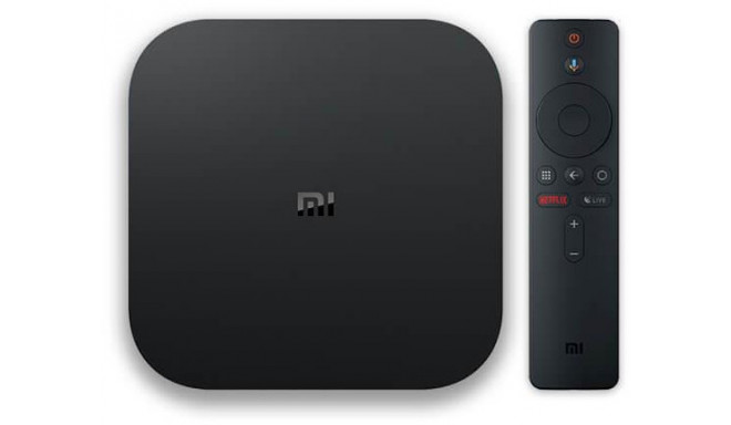 Xiaomi Mi TV Box S 4K, black