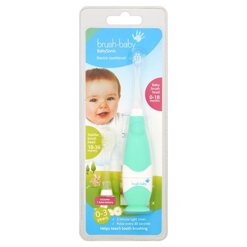 BabySonic beebi hambahari Brush-Baby