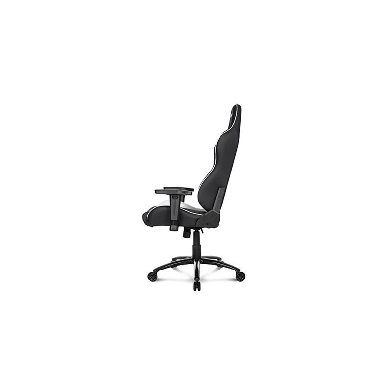 Terrific Akracing Nitro Gaming Chair White Theyellowbook Wood Chair Design Ideas Theyellowbookinfo