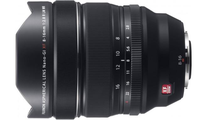 Fujinon XF 8-16mm f/2.8 R LM WR objektiiv