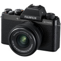 Fujifilm X-T100 + 15-45мм + 50-230мм Kit, черный