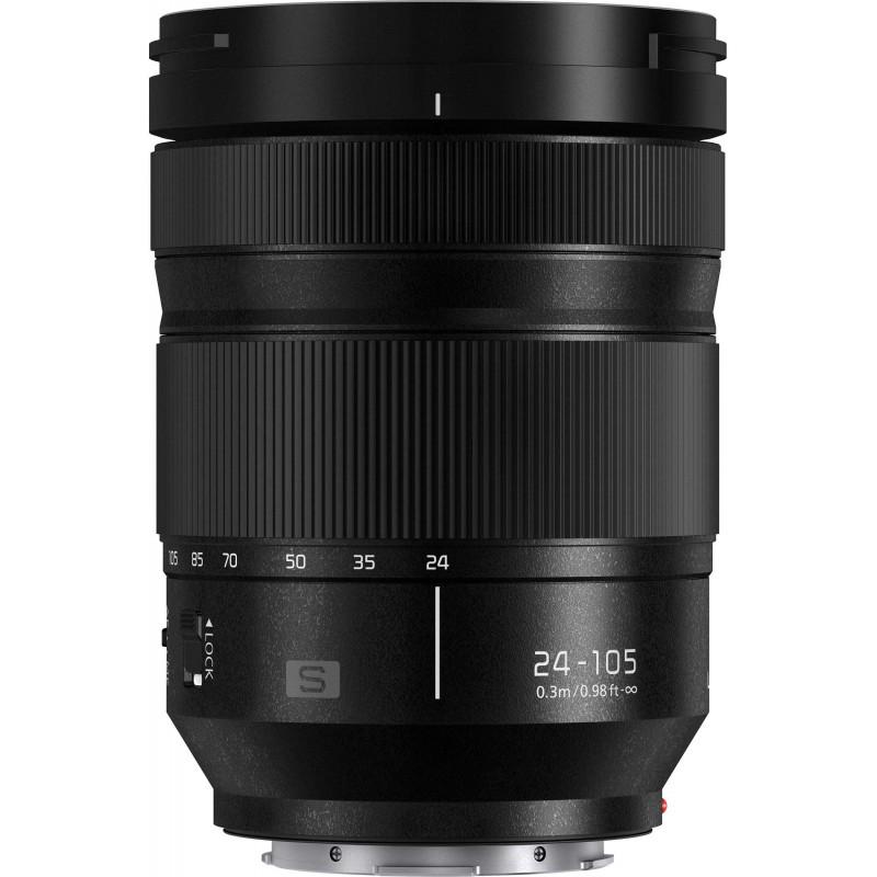 Panasonic Lumix S 24-105mm f/4 Macro O.I.S. objektiiv