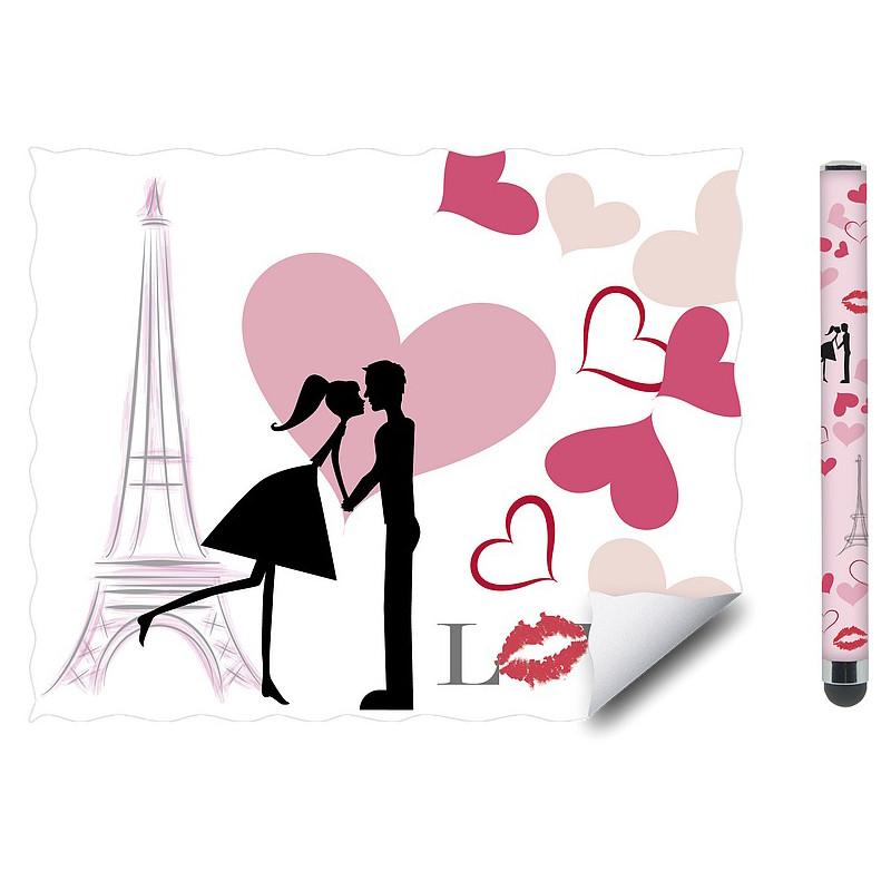 Speedlink stylus + cleaning cloth Cerimo Valentine Set