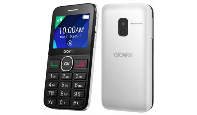 Alcatel 2008G, valge