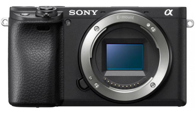 Sony a6400 kere, must