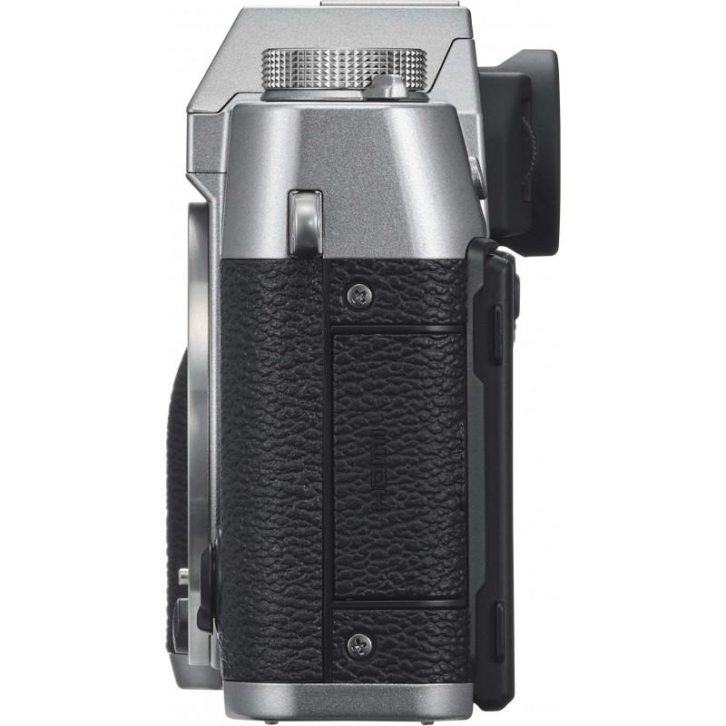 Fujifilm X-T30 kere, hõbedane