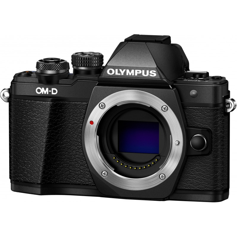 Olympus OM-D E-M10 Mark II + 14-42mm EZ Kit, black (opened package)