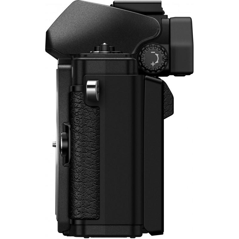 Olympus OM-D E-M10 Mark II + 14-42mm EZ Kit, must (avatud pakend)