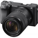 Sony a6400 +18-135mm Kit, must