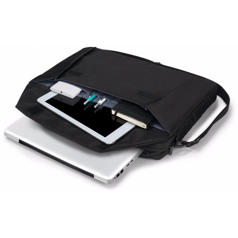 "Dicota laptop bag Slim Edge 12-13"", black"