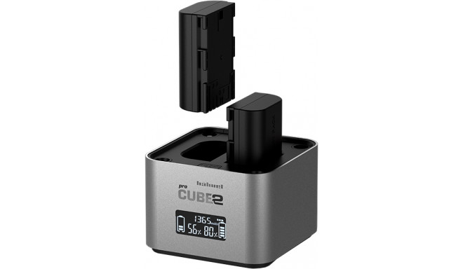 Hähnel зарядка ProCube 2 Twin Canon