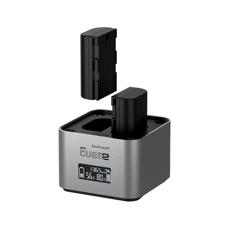 Hähnel charger ProCube 2 Twin Canon