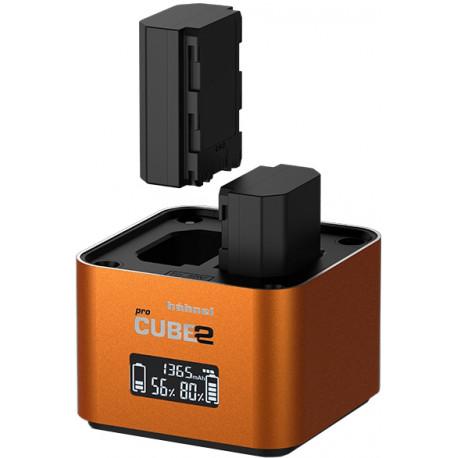 Hähnel зарядка ProCube 2 Twin Sony