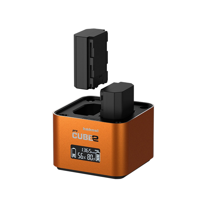 Hähnel charger ProCube 2 Twin Sony