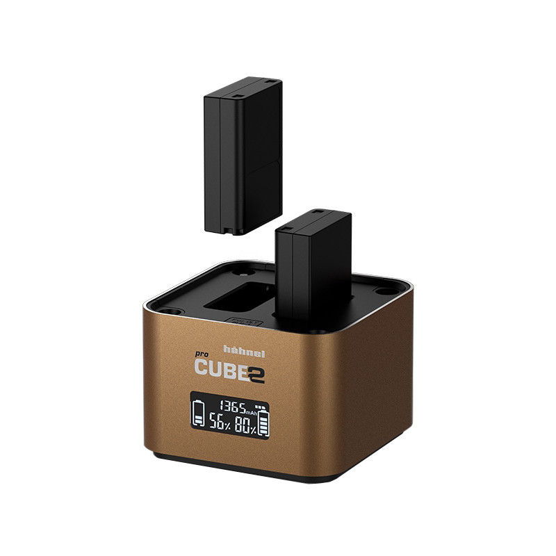 Hähnel charger ProCube 2 Twin Olympus