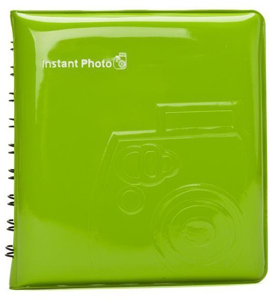 Fujifilm Instax album Mini Jelly, roheline