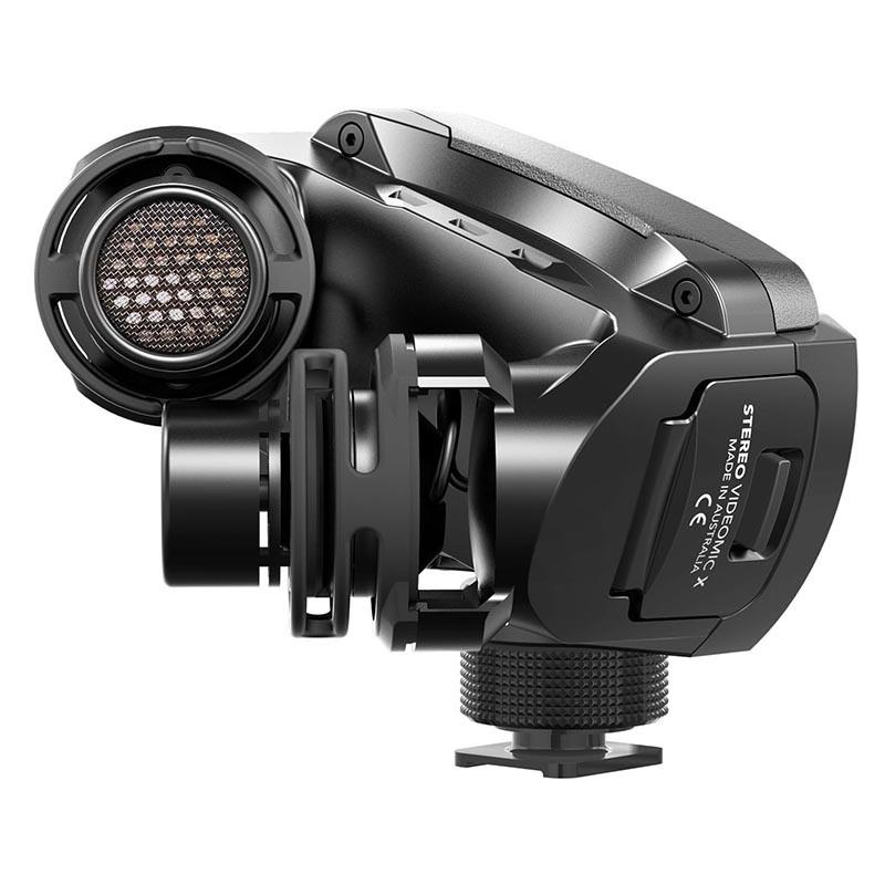Rode mikrofon Stereo VideoMic X