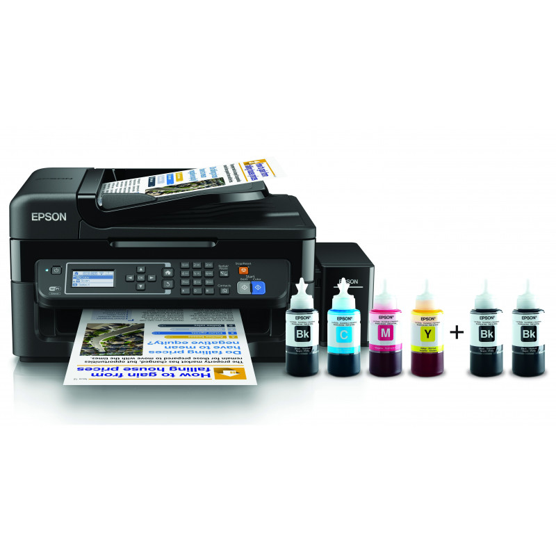 devices multifunctional Epson L565 C11CE53401 (ink color