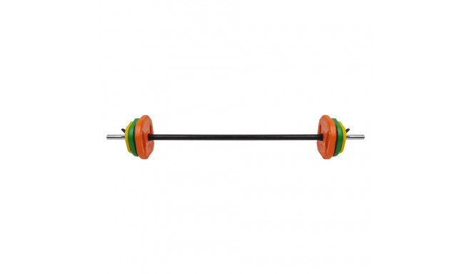 Body pump komplekt 2-20kg 30mm inSPORTline