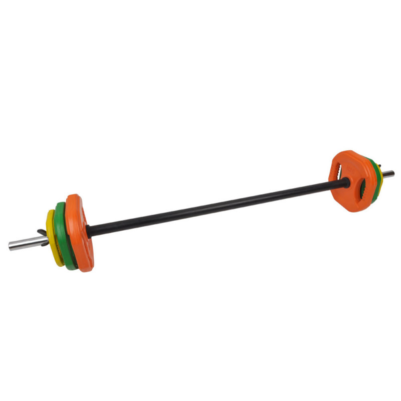 Body pump komplekt 2-20kg (30mm) inSPORTline