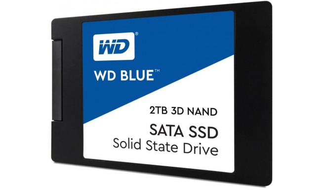 """Western Digital SSD 2TB 3D NAND SATA 2.5"""""""