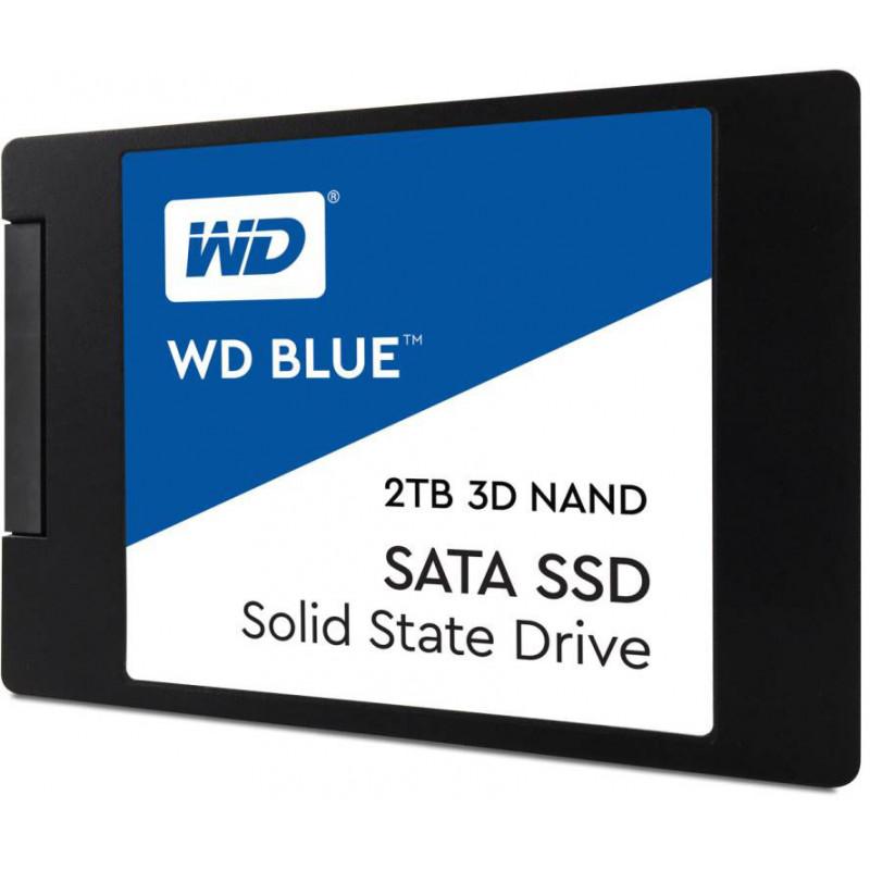 "Western Digital SSD SATA 2.5"" 2TB"