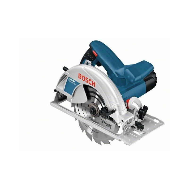 Bosch Circular Saw GKS 190 1400 W, 190 mm, Ca