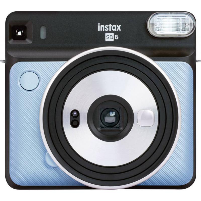 Fujifilm Instax SQ6, aqua blue + film