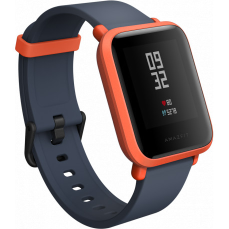 Смартчасы Xiaomi Amazfit Bip, красный