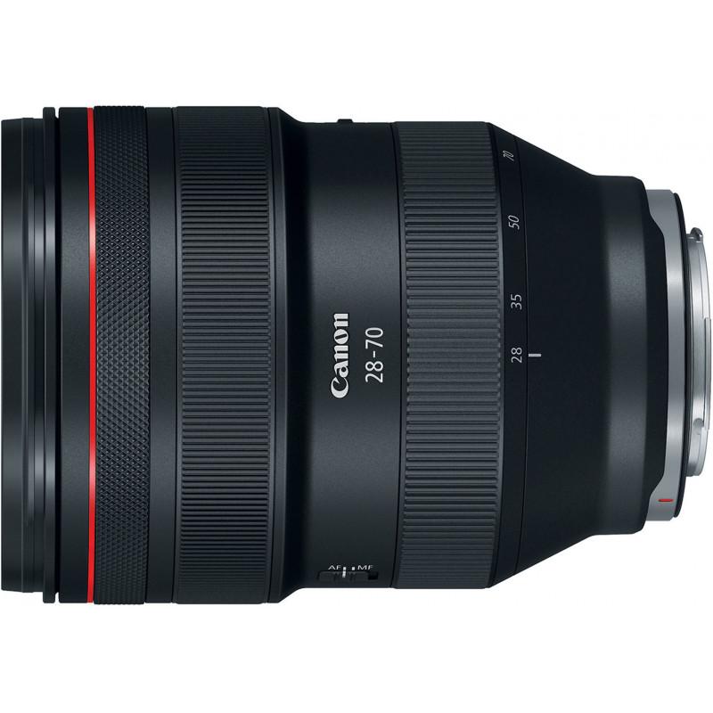 Canon RF 28-70mm f/2.0 L USM objektiiv