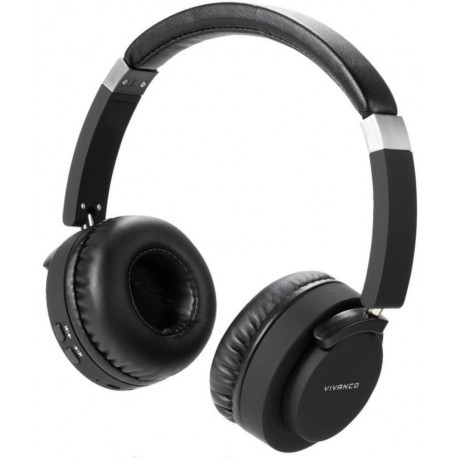 Vivanco headset BTHP260, black (37578)