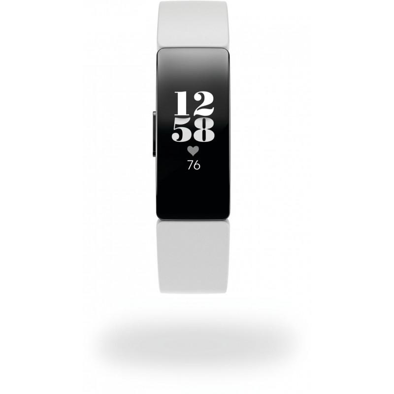 Fitbit aktiivsusmonitor Inspire HR S/L, valge