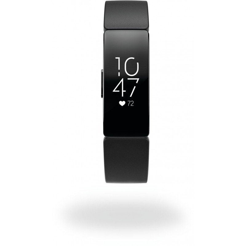 Fitbit aktiivsusmonitor Inspire HR S/L, must