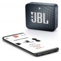 JBL wireless speaker Go 2 BT, slate navy