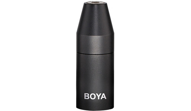 Boya adapter 3,5mm TRS - XLR BY-35C-XLR